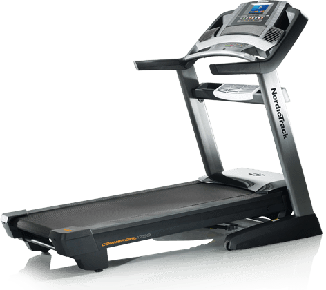 nordictrack commercial 1750 treadmill - 2014 model