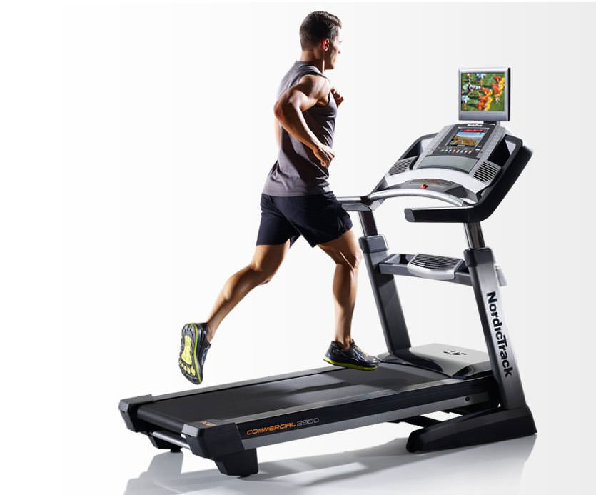Nordictrack Commercial 2950 Treadmill with TV
