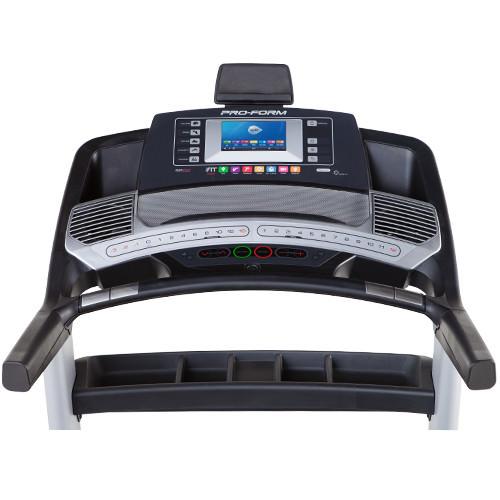 Proform 7500 treadmill console