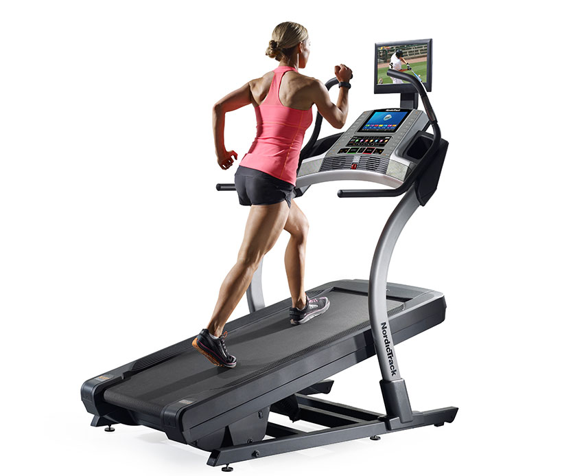X15i Incline Trainer with TV
