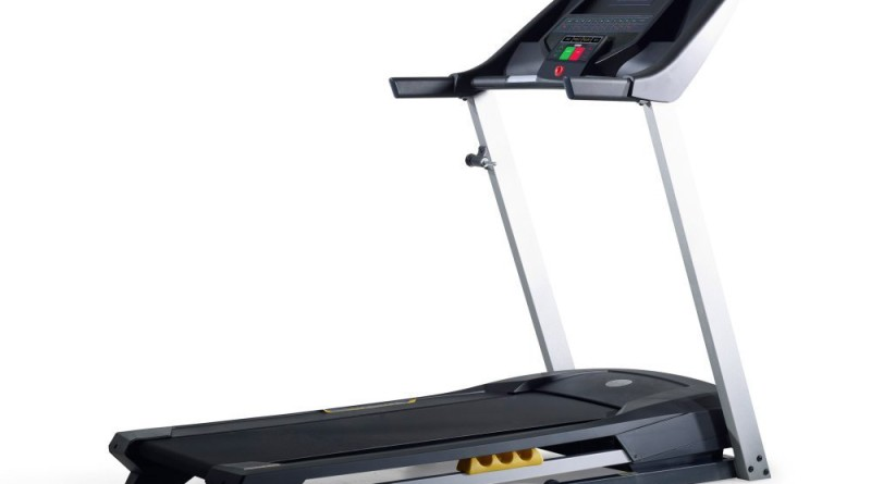 golds gym 420 treadmill review