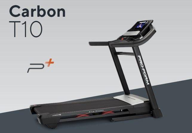 Proform Carbon T10 vs T7 Treadmill Comparison